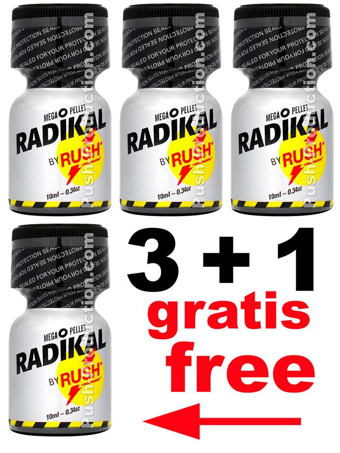 3 + 1 RADIKAL RUSH small
