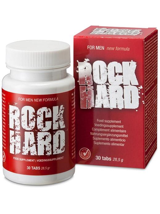 Rock Hard - 30 Tabletten