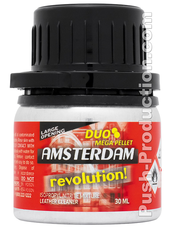 Amsterdam Revolution Big Alu Bottle