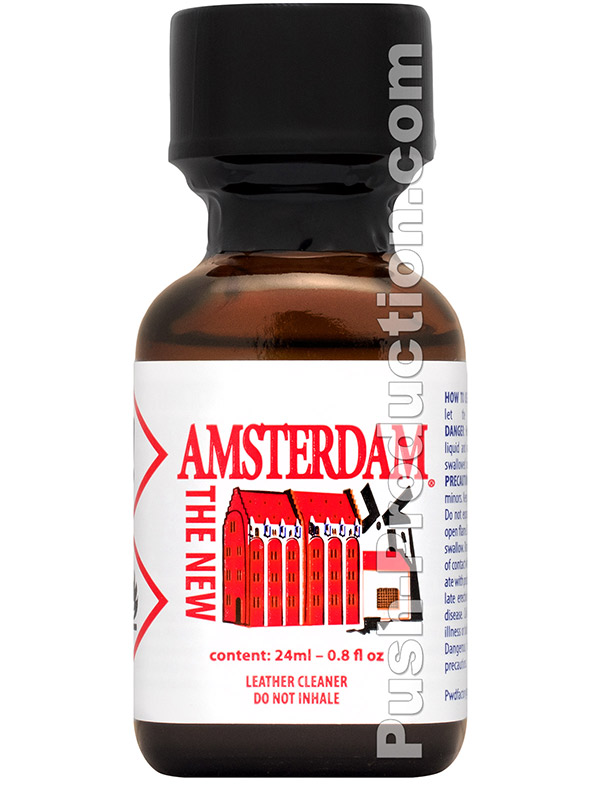 THE NEW AMSTERDAM big
