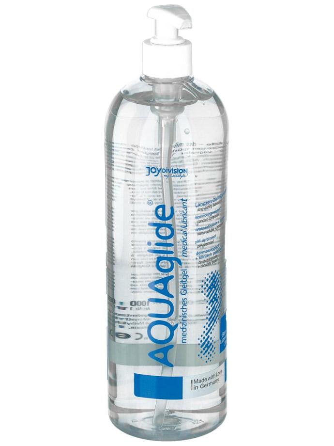 AQUAglide Neutral - Gleitgel 1000 ml