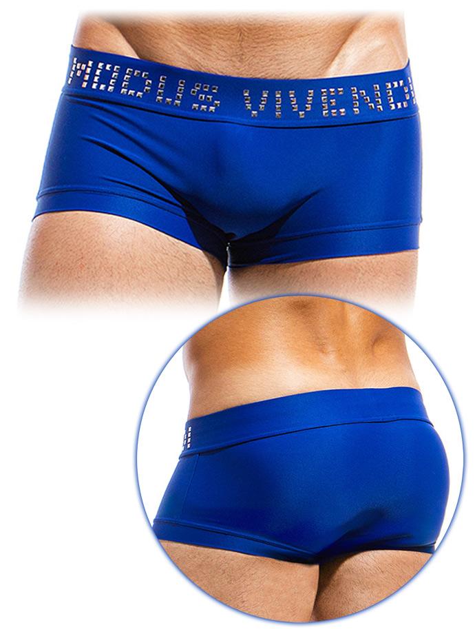 Modus Vivendi - Brand Brazil Cut Boxer - Blau