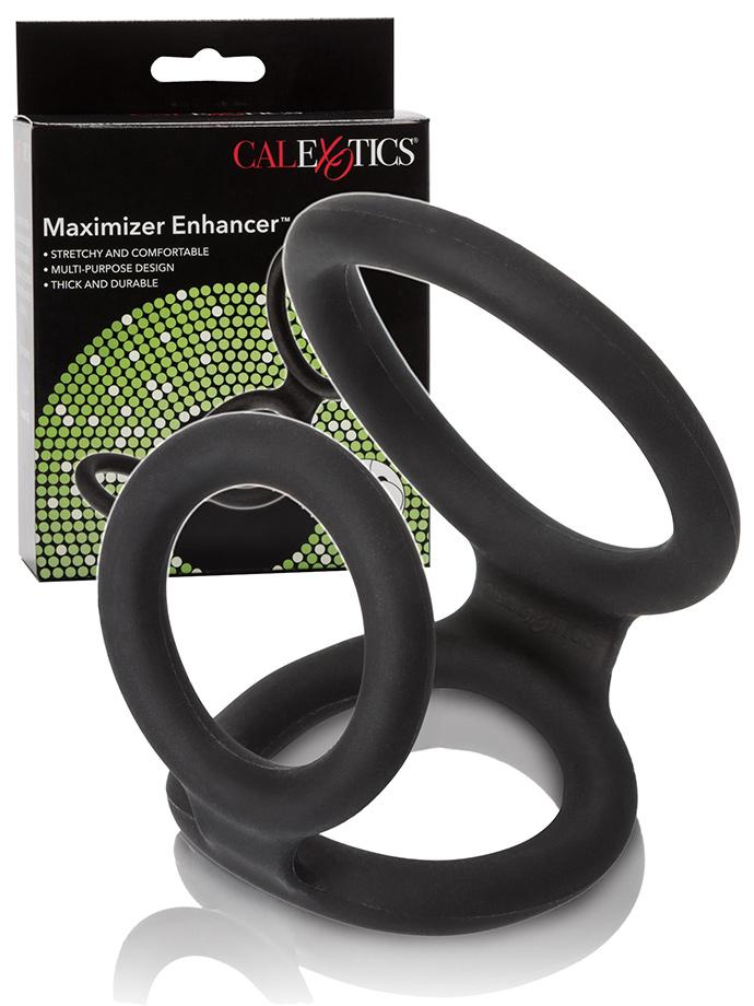 Maximizer Enhancer Silicone Cockring