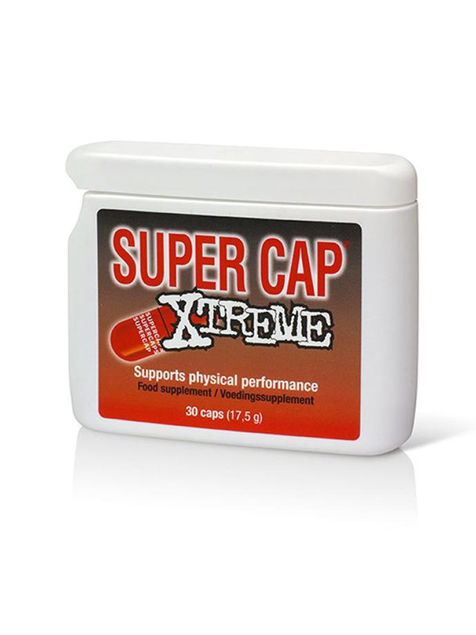 Super Caps Xtreme FlatPack - 30 Kapseln
