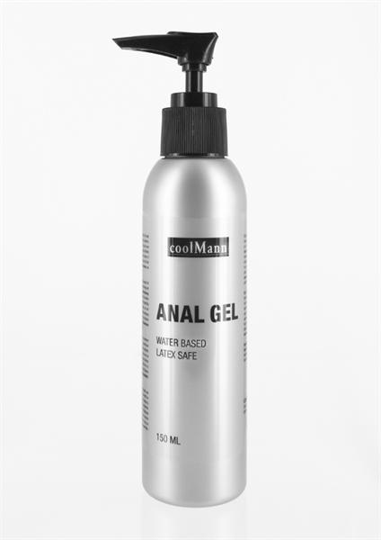 CoolMann Anal Gel - 150 ml