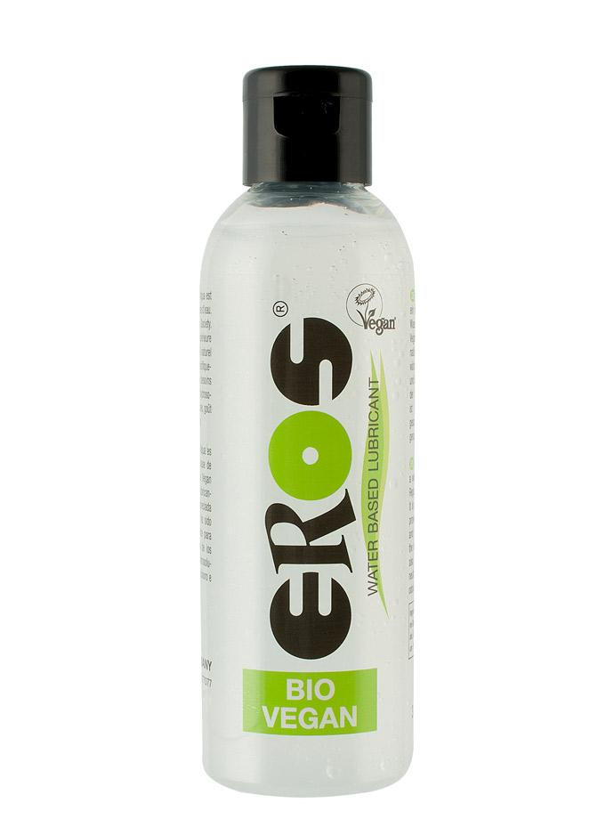 Eros Bio Vegan - wasserbasierendes Gleitgel 100ml