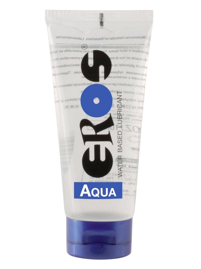 Eros Aqua - Water Based 200ml Tube