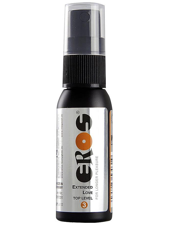 Eros Extended Love 30ml Spray - Top Level 3