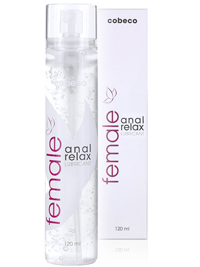 Female Anal Relax Gel - 120 ml