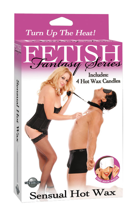 Fetish Fantasy - Sensual Hot Wax