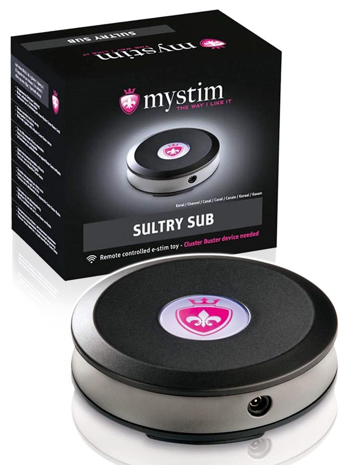 Mystim Sultry Sub - Empfänger für Cluster Buster