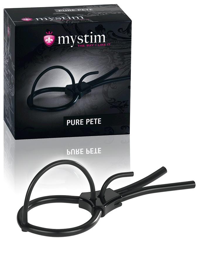 Mystim Pure Pete E-Stim Eichelschlaufe