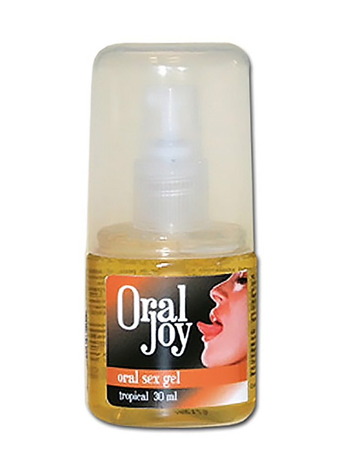 Oral Joy Tropical - 30 ml