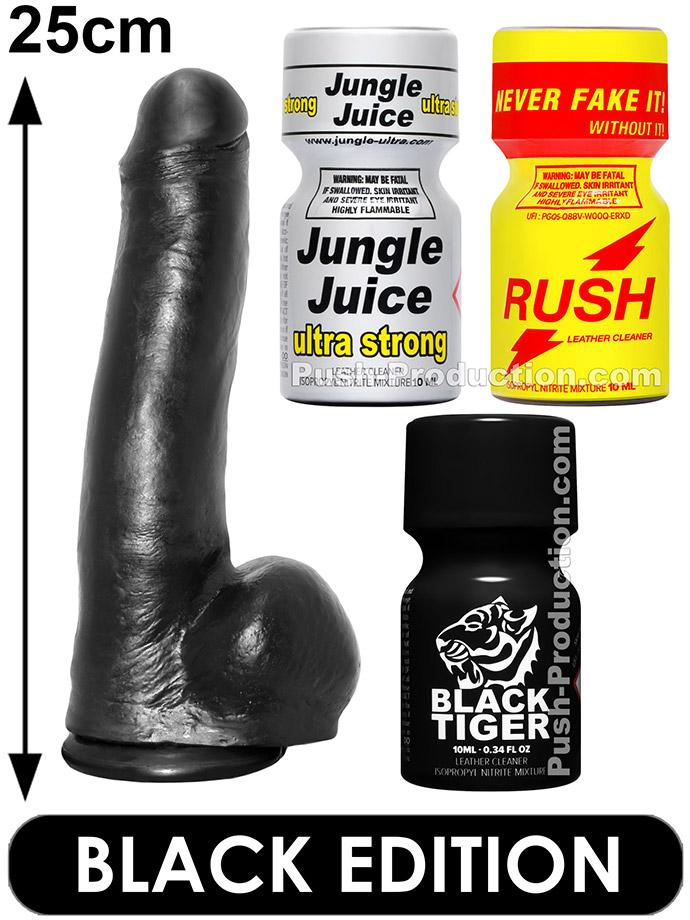 BLACK PORNOSTAR PACK JEFF