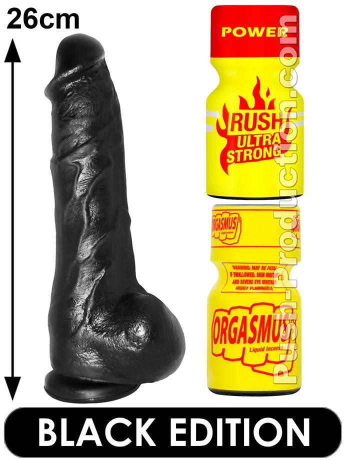 BLACK PORNOSTAR PACK MIKE