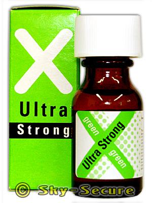 X ULTRA STRONG - GREEN