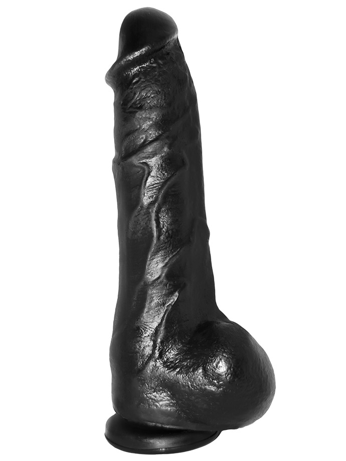 Black Pornostar Dildo Mike