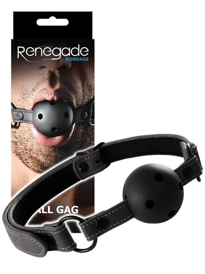 Renegade - Ball Gag