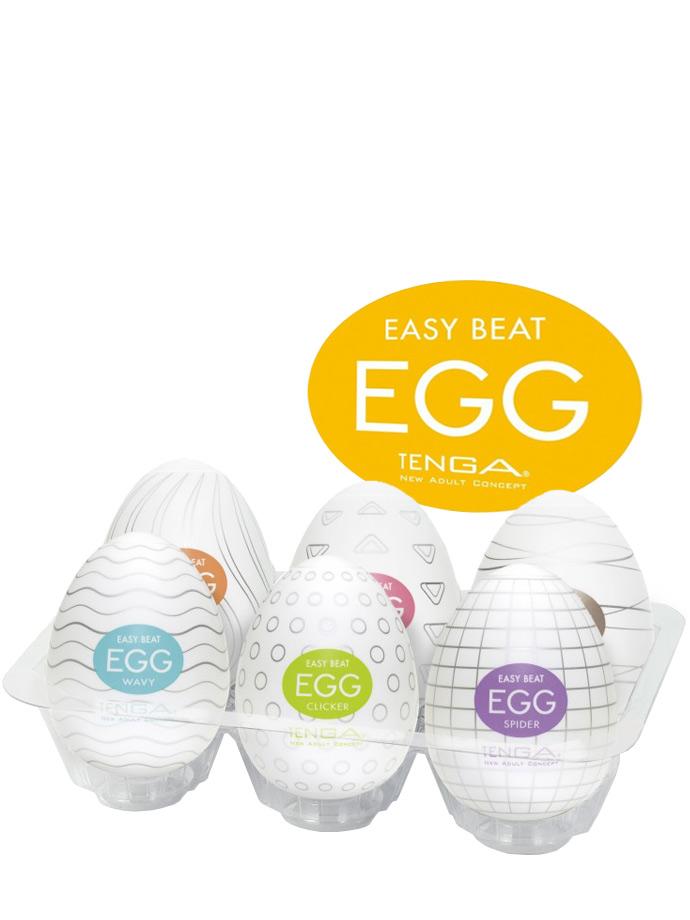 Tenga - Egg Set