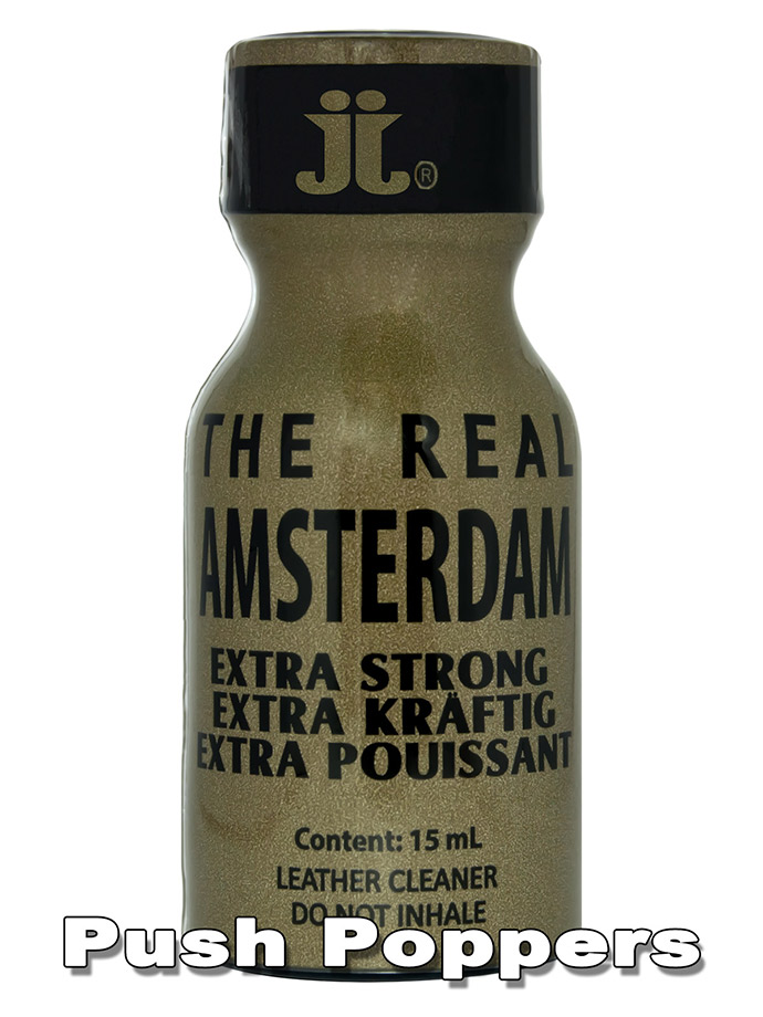 THE REAL AMSTERDAM medium