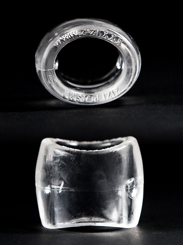 ZIZI Plasma Cockring Clear