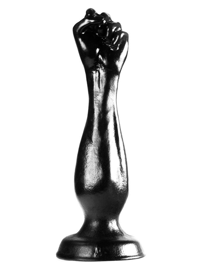 ZIZI One Fist Analplug Black