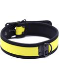 Pupplay Neopren Halsband - Gelb