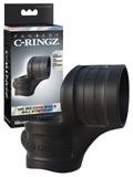 Fantasy C-Ringz - Mr. Big Cock Ring and Ball Black