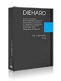 DIEHARD Blue - 10 Kapseln