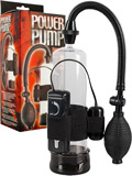 Power Pump with Bullet Vibe
