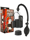 Power Pump mit Bullet Vibe
