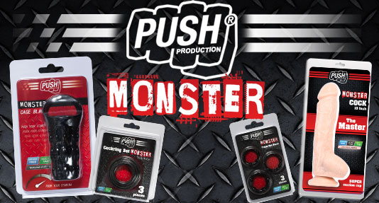 Push Monster Series by Push Production